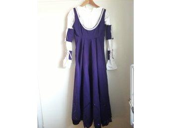 Lajv medeltid klänning (337868745) ᐈ Köp på Tradera 90f0864afd68d