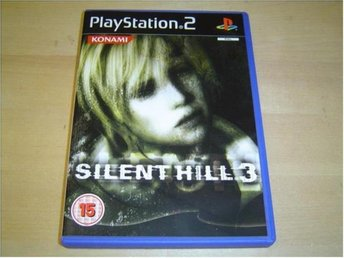Silent Hill 3 Sony Playstation 2 PS2 *NYTT*