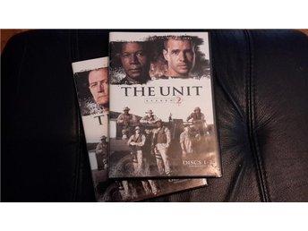 The Unit säsong 2 köpt i USA region 1 - Klintehamn - The Unit säsong 2 köpt i USA region 1 - Klintehamn