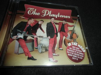 The Playtones - In the mood - CD - 2013
