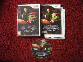 Nintendo Wii Metroid Other M