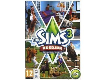 The Sims 3: Pets (Husdjur) Expansion - Origin Digitalkod