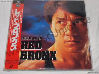 RED BRONX - JACKIE CHAN JAPAN LD