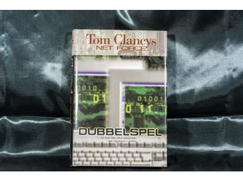 Tom Clancy´s NET FORCE Dubbelspel.