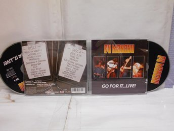FU MANCHU - GO FOR IT... LIVE! - 2-CD