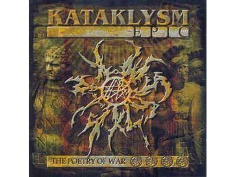 Kataklysm - Epic (The Poetry Of War) (Death Metal, Melodic Death Metal) (CD)