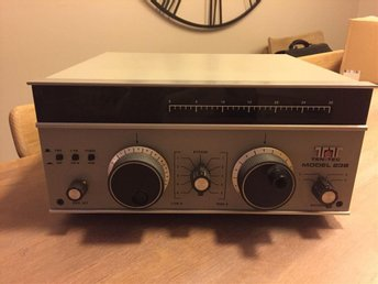Ten-Tec Antenna tuner model 238 (2 KW)