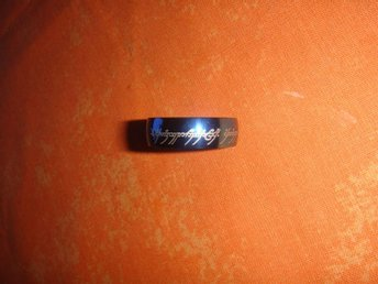 Sagan om ringen lord of the ring hobbit ring