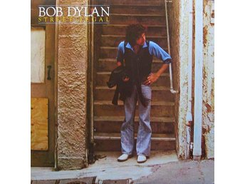 LP Bob Dylan Street Legal