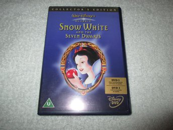 Snow white and the seven dwarfs - 2 disc collectors edition - Linköping - Snow white and the seven dwarfs - 2 disc collectors edition - Linköping