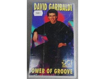 DAVID GARIBALDI TOWER OF GROOVE