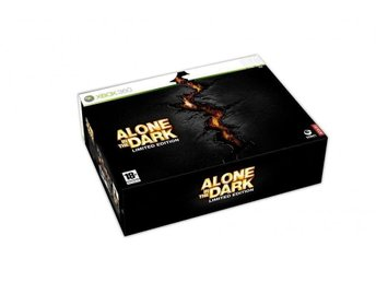 Alone In The Dark Limited Edition Xbox360 INPLASTAD! NY! - Kiruna - Alone In The Dark Limited Edition Xbox360 INPLASTAD! NY! - Kiruna