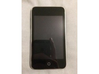 Ipod touch 2 gen svart 8gb