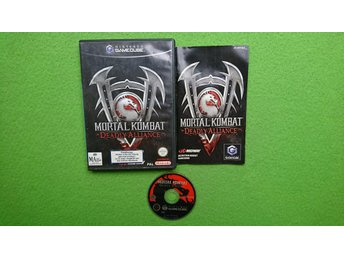 Mortal Kombat Deadly Alliance KOMPLETT Gamecube Nintendo Game Cube
