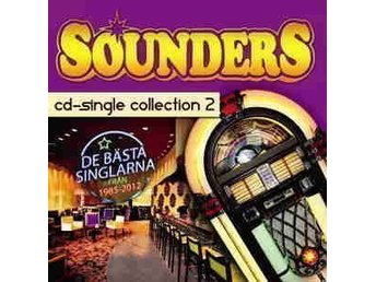 SOUNDERS ¤ CD - SINGLE COLLECTION 2 ¤ CD ¤ 2012 ¤