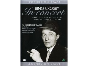 Legends on Stage - Bing Crosby