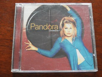 Pandora - Changes CD 1997 - Svensk Eurodance