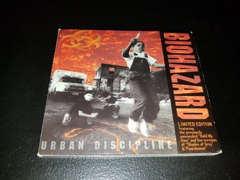 Biohazard - Urban Discipline (Ltd. Digipak, Bonus Tracks)