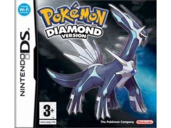 Pokemon Diamond Version - Nintendo DS