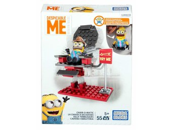 Mega Bloks Despicable Me Chair-O-Matic