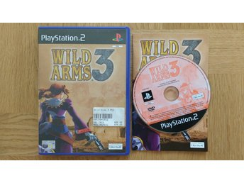 PlayStation 2/PS2: Wild Arms 3 III