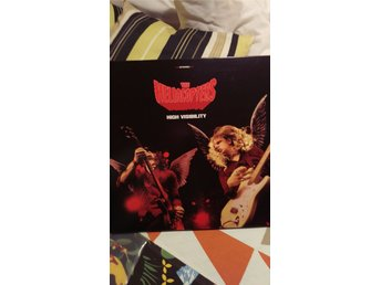 The Hellacopters - High Visibility Dubbel-LP Vinyl!