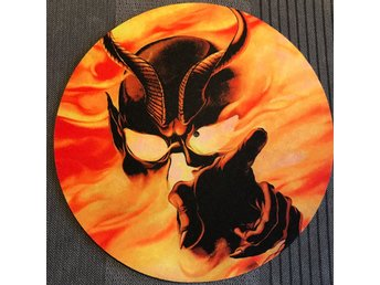 Mercyful Fate - Don't Break the Oath (SLIPMAT)