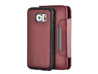 Magneto Original Burgundy Galaxy S6