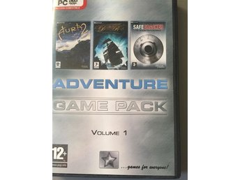 PC adventure game pack (Aura 2 / Dead Reefs / Safe Cracker )
