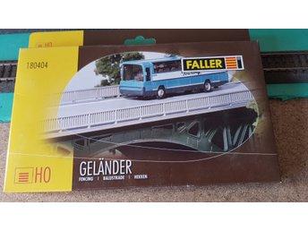 Faller 180404 H0 Geländer 1432 mm