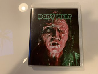 Body Melt (Vinegar Syndrome, US Import, Regionsfri)