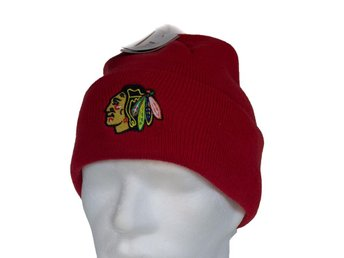 Chicago BlackHawks NHL mössa från Reebok