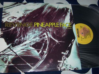 "REVENGE - PINEAPPLE FACE´S BIG DAY REMIX 12"" 1990"