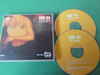 POPO 44,  POP 44,   CD, CD-SKIVA