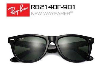 The Ray Ban RB2140 Wayfarer Sunglasses Black color - made in China - Bangkok - The Ray Ban RB2140 Wayfarer Sunglasses Black color - made in China - Bangkok