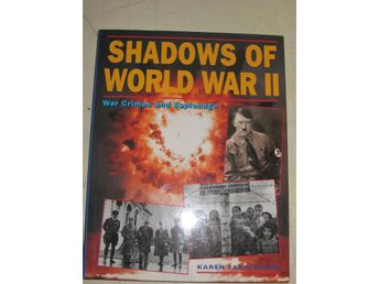 SHADOWS OF WOLDWAR II War Crimes and Espionage