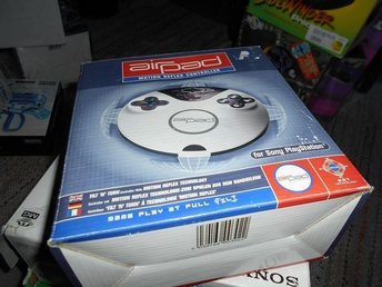 Playstation 1: Handkontroll nytt