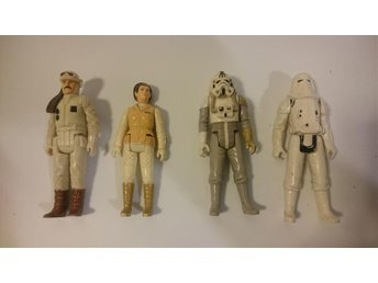 Star Wars vintage Hoth-pack