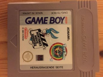 Tiny Toon 2 - Gameboy