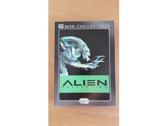 Alien Collection DVD