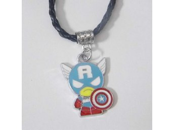 Captain America halsband / Captain America necklace