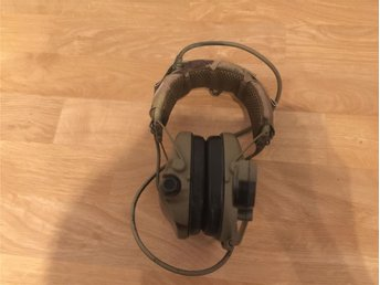 Z-tactical MSA Sordin active headset replica airsoft