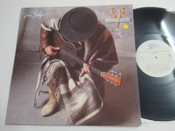 "Stevie Ray Vaughan and Double Trouble ""In Step"""