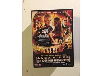 Alex Rider-Stormbreaker/Ewan McGregor/Alicia Silverstone/Mickey Rourke - Vittaryd - Alex Rider-Stormbreaker/Ewan McGregor/Alicia Silverstone/Mickey Rourke - Vittaryd