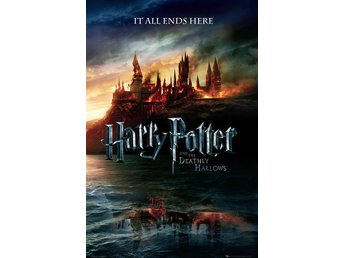 Poster (61x91 cm) - Harry Potter - Harry Potter 7 Teaser (FP2512)