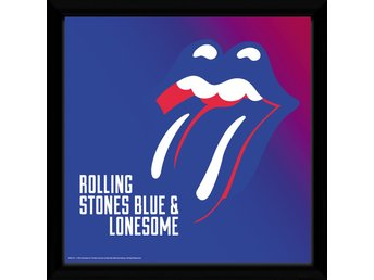 Tavla - Musikalbum - The Rolling Stones Blue and Lonesome