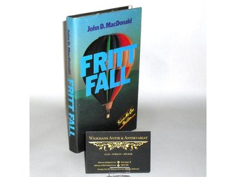 Fritt fall : MacDonald John D.
