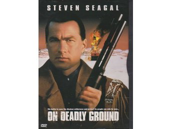 On Deadly Ground - På Farlig Mark (Steven Seagal, Michael Caine)