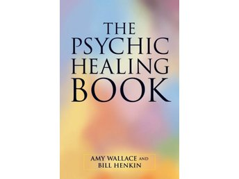 The Psychic Healing Book 9781556435270