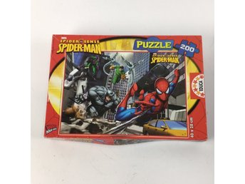 Puzzle, Spiderman